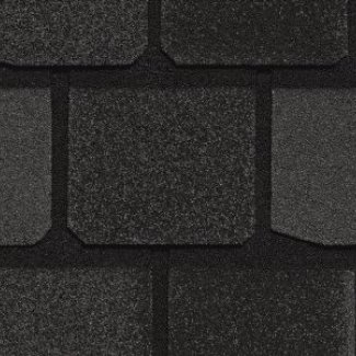 Гибкая черепица Certainteed Highland Slate, Black Granite